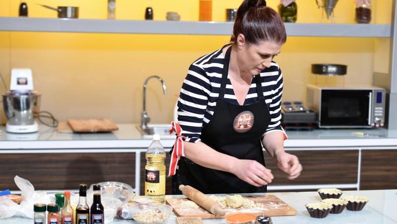 Marlena Botezatu, în audițiile de la Chefi la cuțite