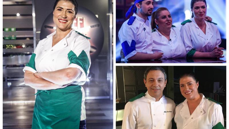 Marlena Botezatu a fost una dintre finalistele lui Sorin Bontea din sezonul 5 CHefi la cuțite. Ce face acum