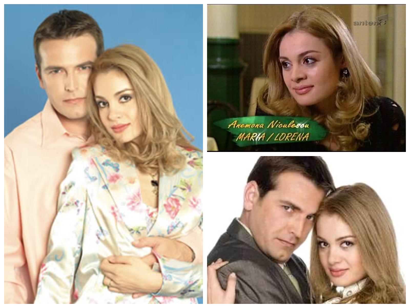 Colak cu Anemona Niculescu și Ioan Isaiu, în Secretul Mariei