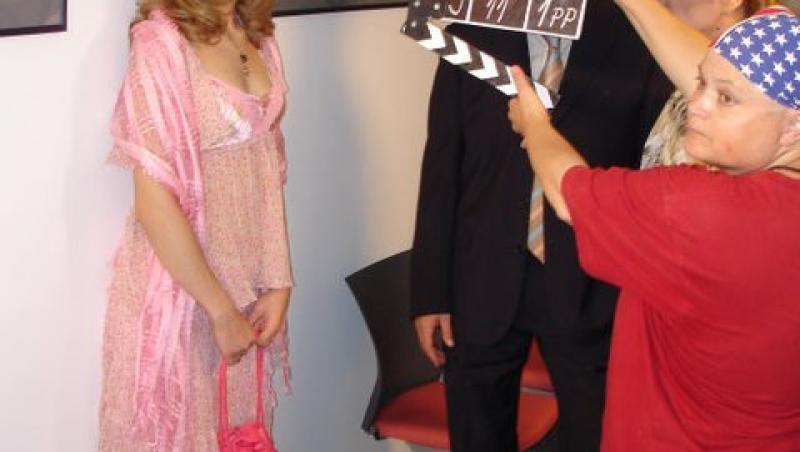 Anemona Niculescu a fost actrița principală din Secretul Mariei