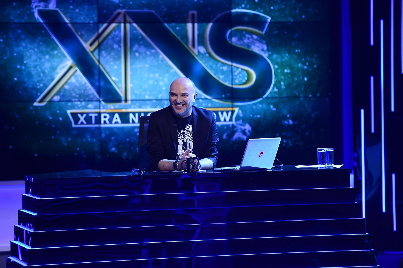 Emisiunea prezentată de Dan Capatos, Xtra Night Show, va putea fi urmărită la Antena Stars