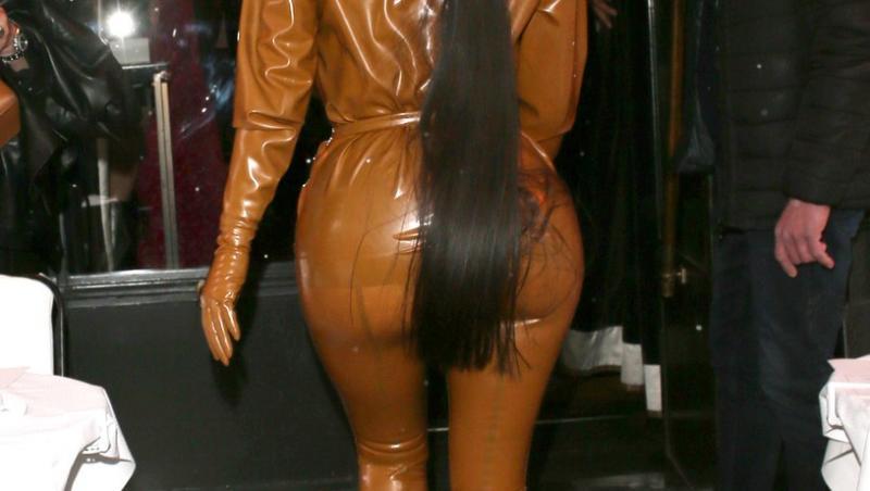 Detaliu observat de presă după ce s-a zvonit că divorțează Kim Kardashian și Kanye West. Ce se întâmplă între cei doi