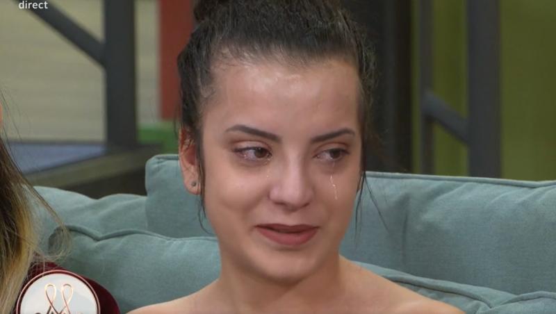 Alexandra, adevăratul motiv pentru care a plâns foarte mult