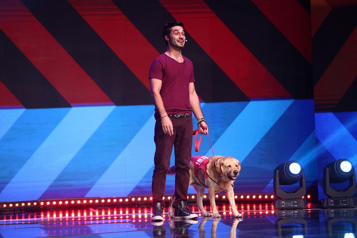Valentin Andrieș este cel de-al treilea finalist al acestui sezon iUmor, la Antena 1