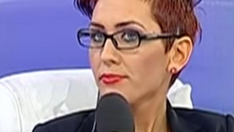 Dana Roba a făcut istorie în televiizunile din România, în urma multor scnadale în care a fost implicată