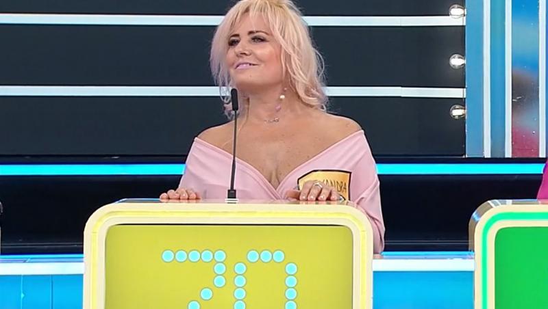 Andrei Ștefănescu a fost luat prin surprindere de o concurentă de la Prețul cel bun, 13 octombrie. Ce i-a spus aceasta