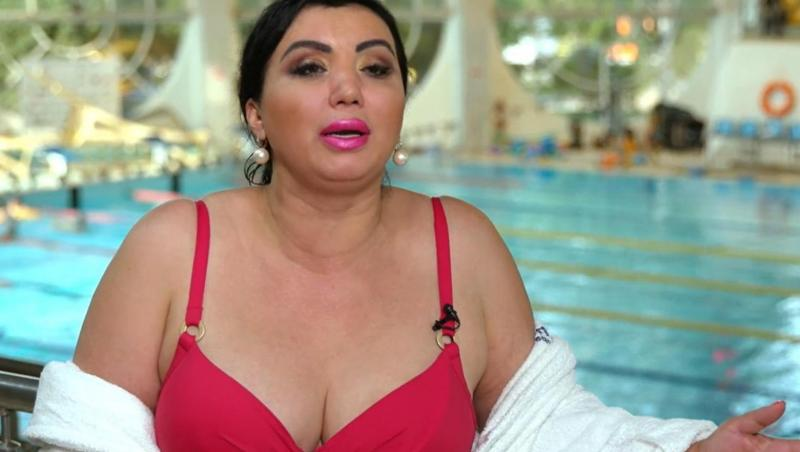 Adriana Bahmuțeanu a participat la Splash! Vedete la apă 2021, unde a făcut o impresie foarte bună