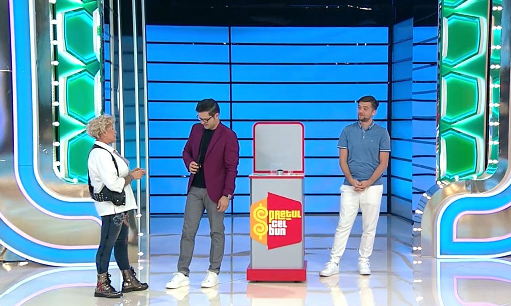 Prețul cel bun, 14 octombrie. Concurenta de la Prețul cel bun care l-a luat prin surprindere pe Andrei Ștefănescu cu tatuajele ei