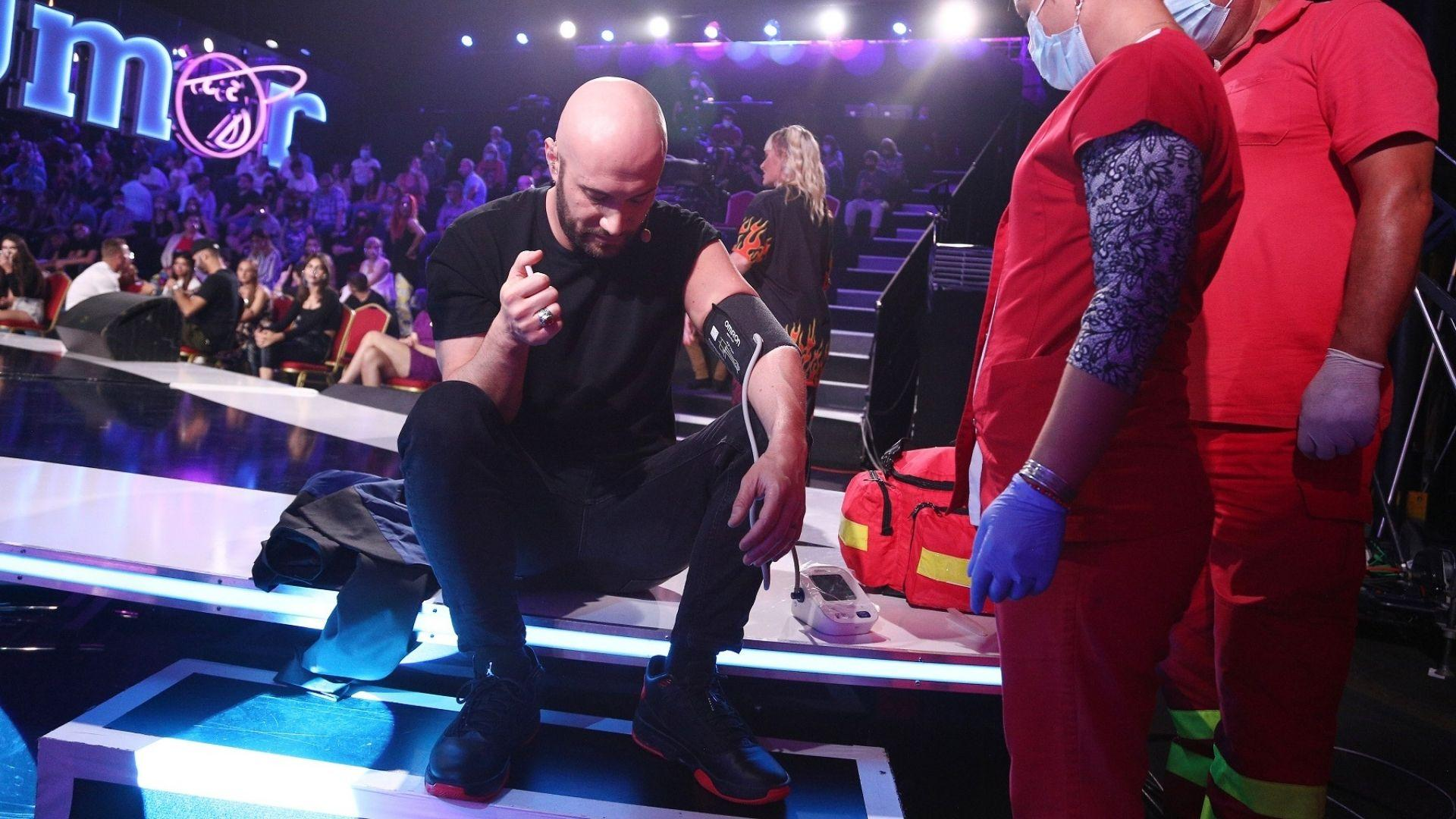 """Mihai Bendeac: """"E cel mai rău lucru pe care îl puteţi face!"""". Momente tensionate la iUmor mâine seară, de la 20:00, la Antena 1"""