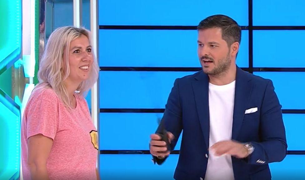Prețul cel bun, 15 octombrie. Liviu Vârciu și o concurentă din emisiune, replici amuzante. Despre ce au vorbit