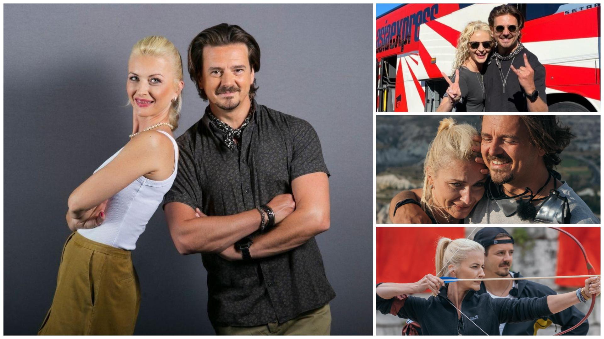 Ce diferență de vârstă este între Elwira și Mihai Petre. Concurenții de la Asia Express se cunosc de când erau foarte tineri