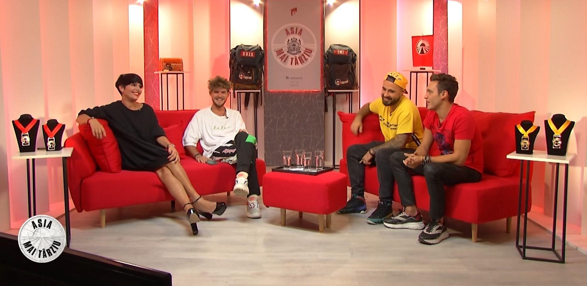 Asia mai târziu, episodul 7. Patrizia Paglieri și Francesco au dezvăluit ce echipă și-ar fi dorită să elimine din Asia Express