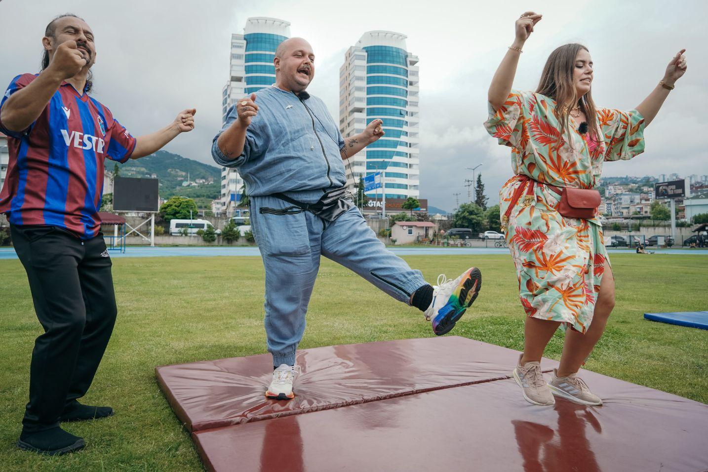 Zarug și Lorelai au părăsit Asia Express - Drumul Împăraților. Show-ul, lider de audienţă