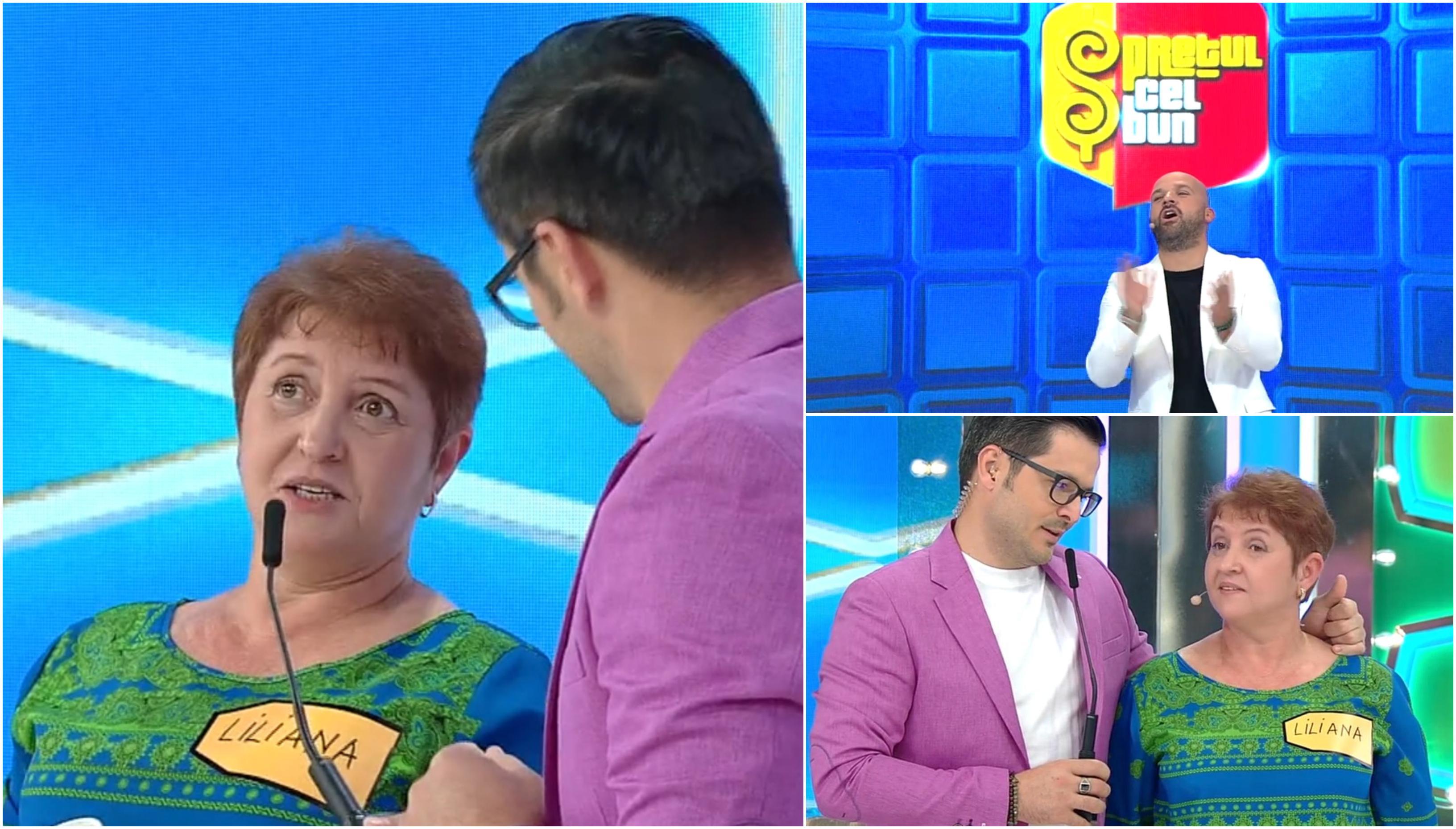 Prețul cel bun, 21 octombrie. Concurenta pe care Andrei Ștefănescu a aplaudat-o. Ce a mărturisit aceasta