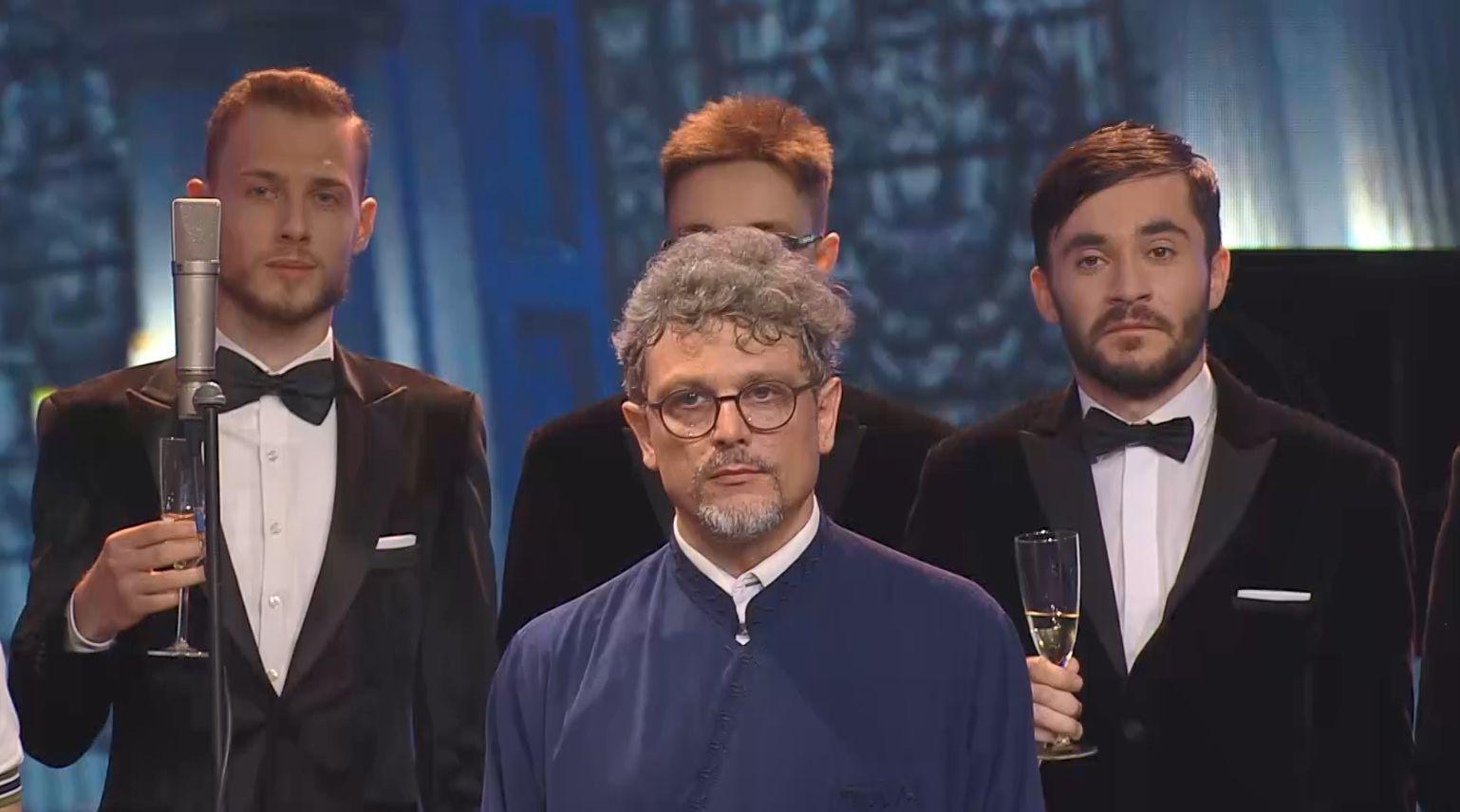 X Factor 2021, 22 octombrie. Corul bărbătesc, Cantus Domini, invitat special al acestei ediții. Jurații s-au emoționat complet