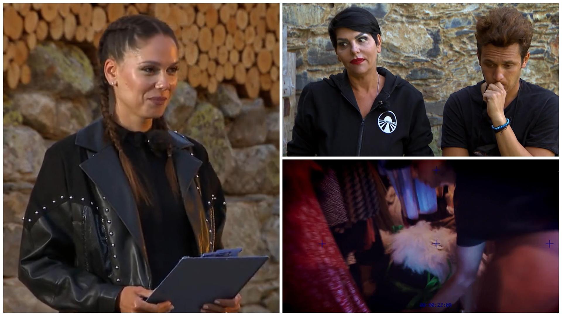 Asia Express, 24 octombrie 2021. Cosmin și Eliza Natanticu au ascuns costumul tradițional pe care Patrizia și Francesco îl căutau