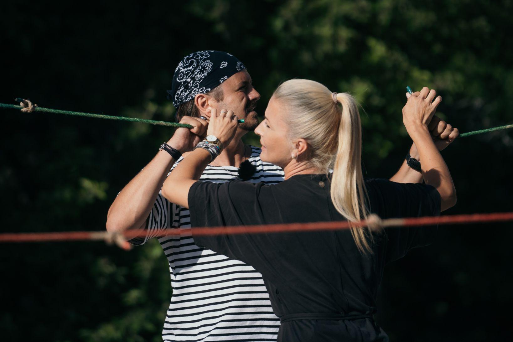Mihai și Elwira Petre au câștigat prima amuletă din Georgia. Show-ul, lider de audienţă aseară, la Antena 1