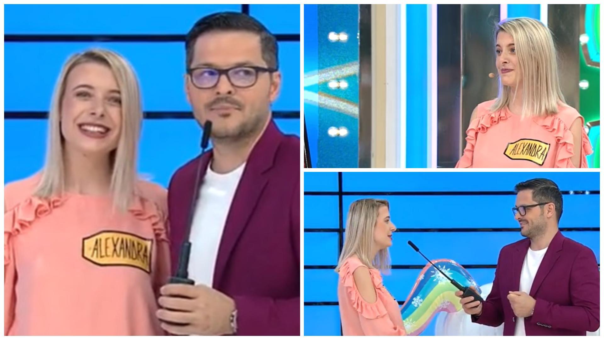 Prețul cel bun, 25 octombrie 2021. Alexandra este biolog și l-a impresionat pe Liviu Vârciu cu dezvăluirile sale. Ce a câștigat