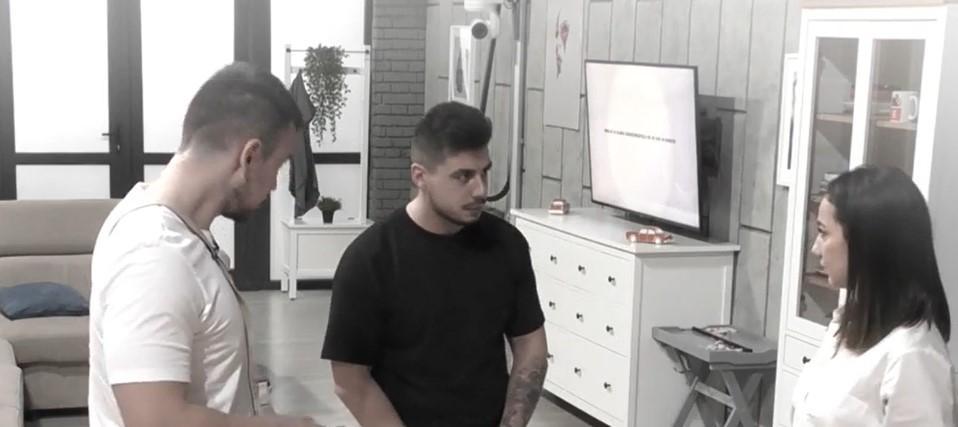 Mireasa 2021, sezonul 4. Raluca, supărată pe afirmațiile băieților. Ce au discutat Victor și Ion despre ea