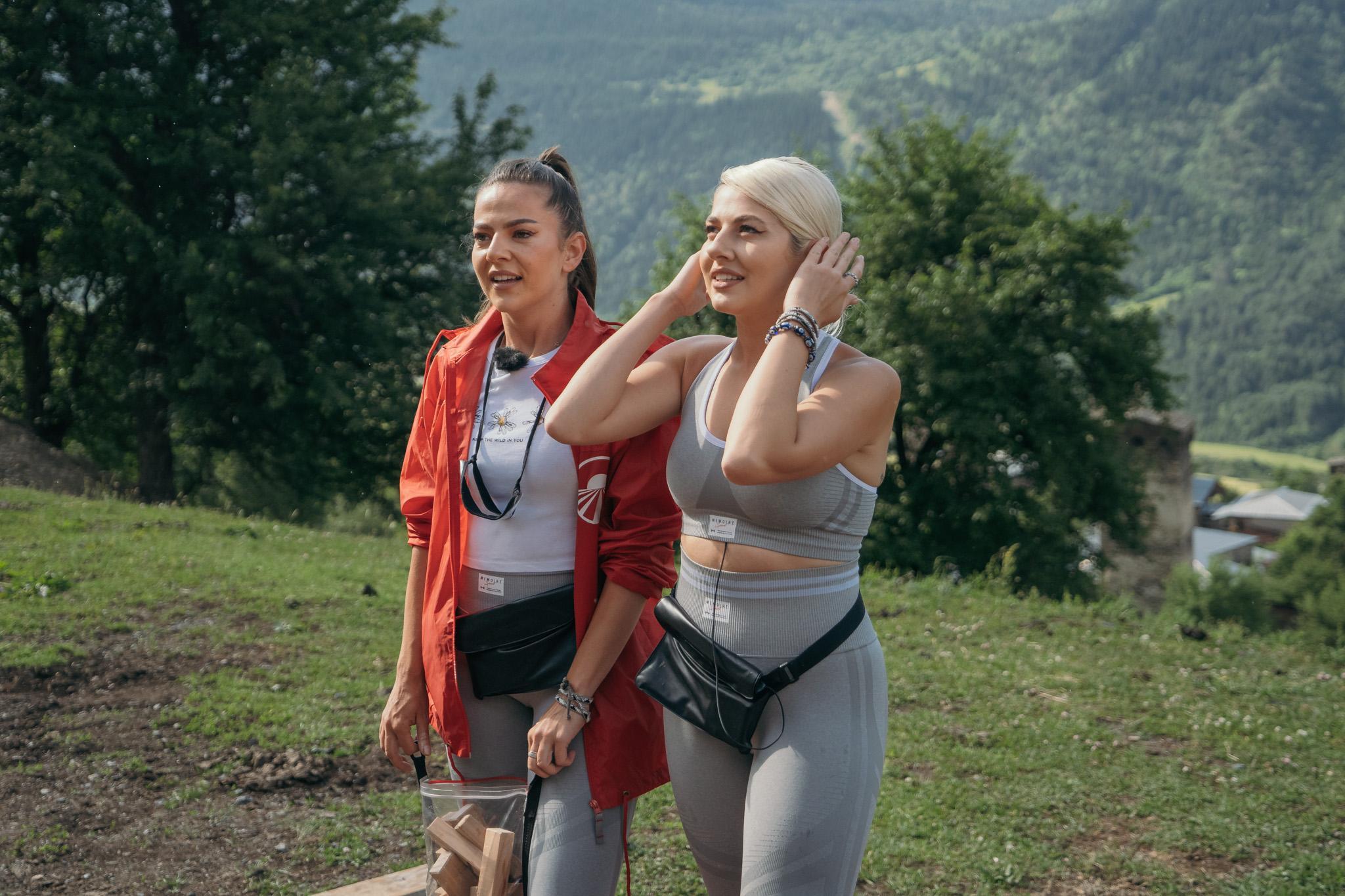 Asia Express, 26 octombrie 2021. Lidia Buble și Estera au apelat la un gest neașteptat ca să plece în următoarea misiune
