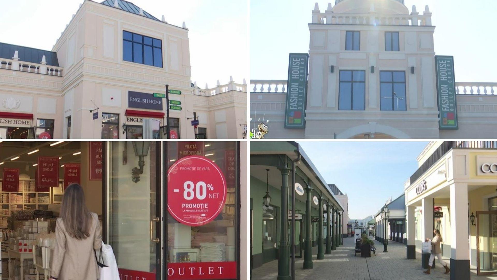 Fashion House Pallady, al doilea centru outlet din România, locul perfect pentru city break de shopping
