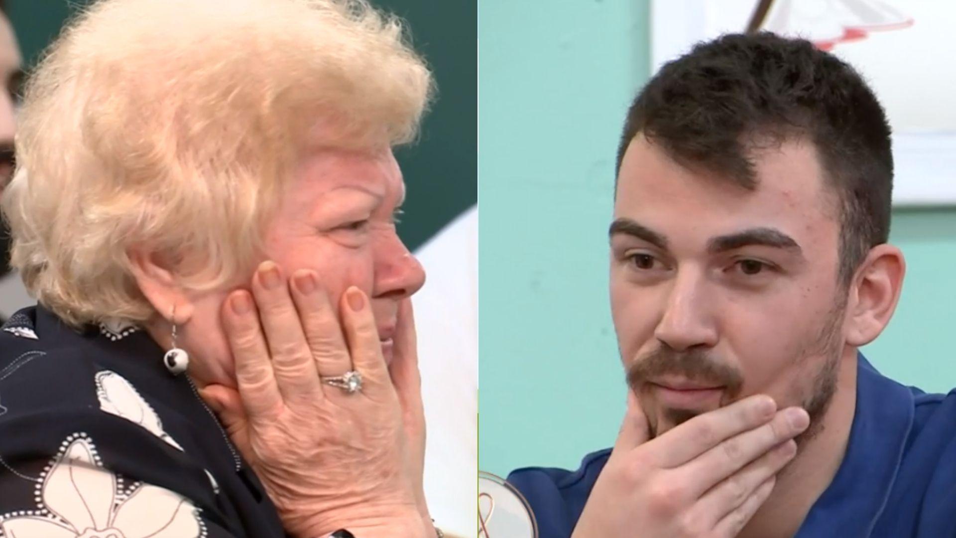 Mireasa 2021, sezon 4. Mama lui Victor a intrat în competiție. Reacția doamnei Lenu și a concurentului
