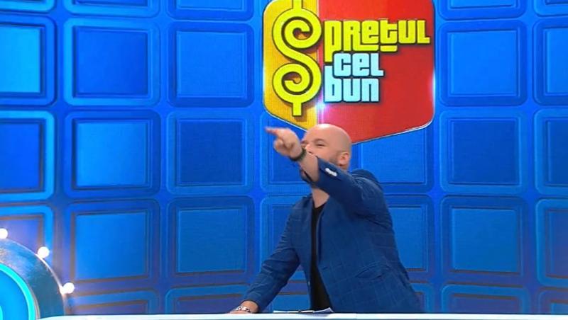 Liviu Vârciu, invitat în platoul emisiunii Prețul cel bun de Andrei Ștefănescu într-un mare fel