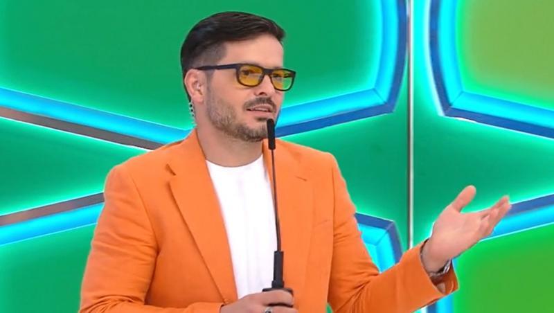 Andrei Ștefănescu și Liviu Vârciu au comparat un pitic de grădină cu actorul Cosmin Seleși la Prețul cel bun