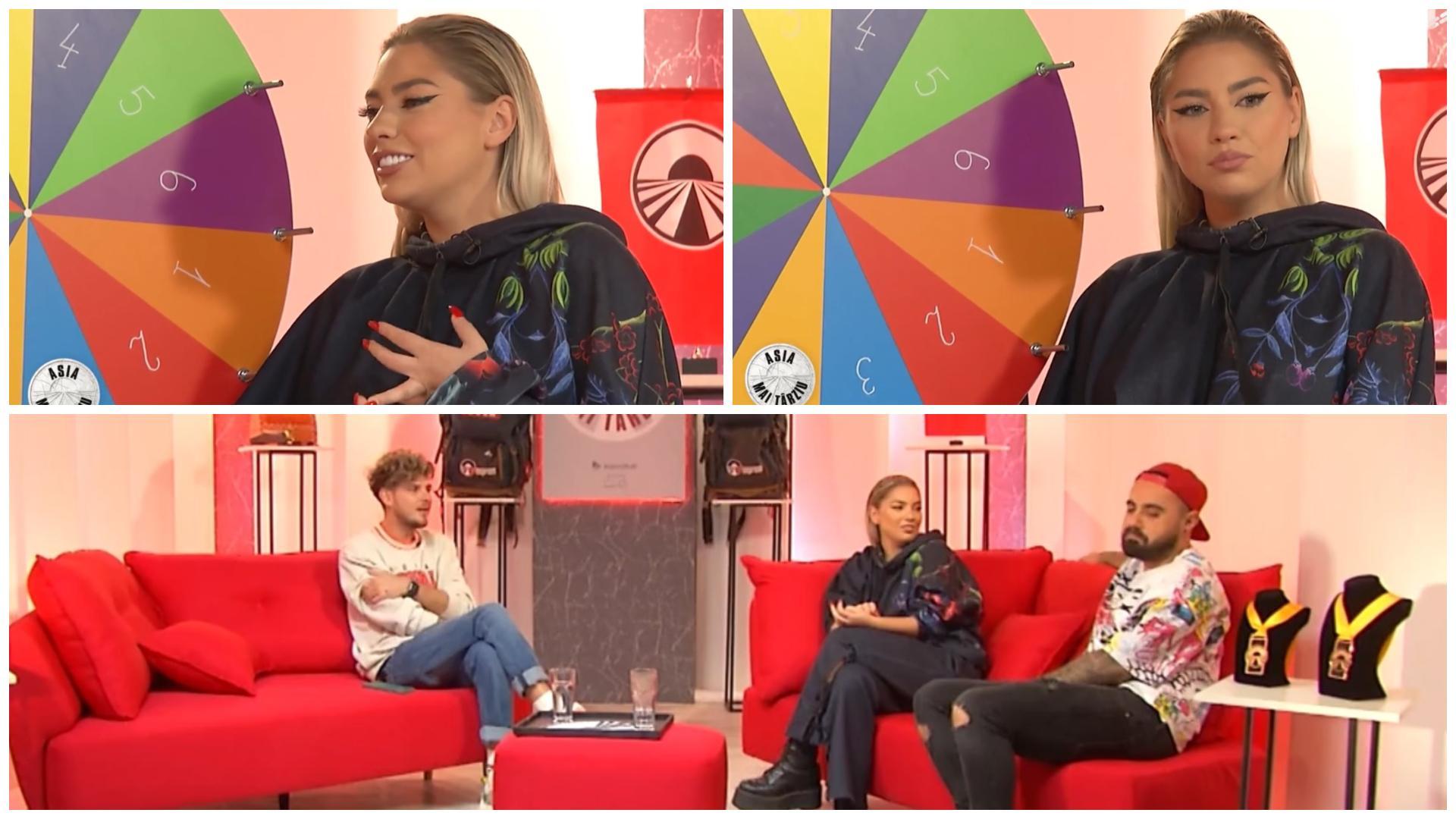 Asia mai târziu, episodul 9. Ioana (JO) a dezvăluit ce echipă ar elimina din competiția Asia Express. Ce alegere a făcut artista