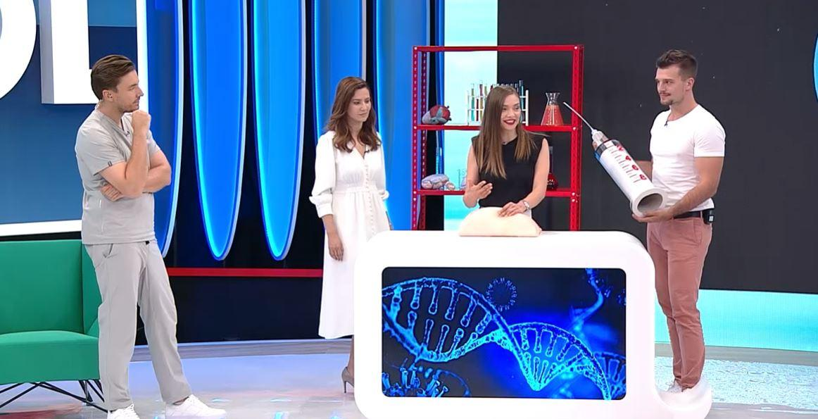 MediCOOL, sezon 1, episod 7. Despre gripe și răceli, corecția vederii prin tehnica Lasik și un subiect controversat: vaccinul