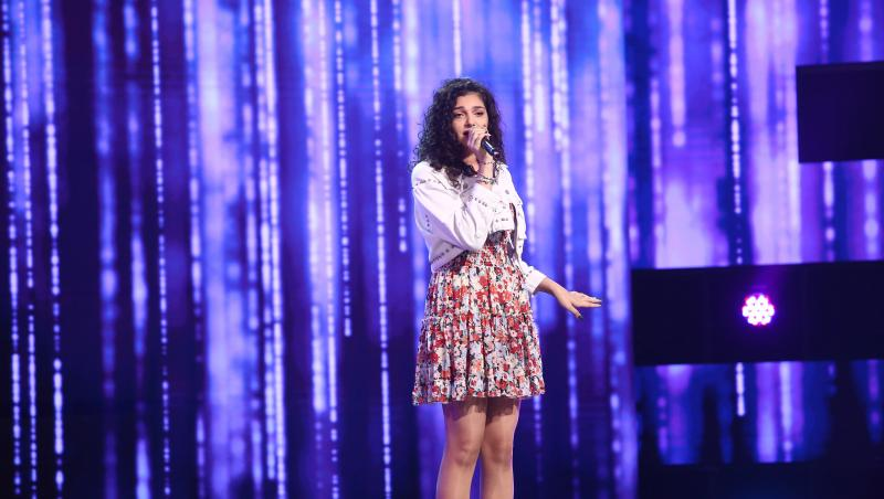Delia Andreea Racu la X Factor sezonul 10