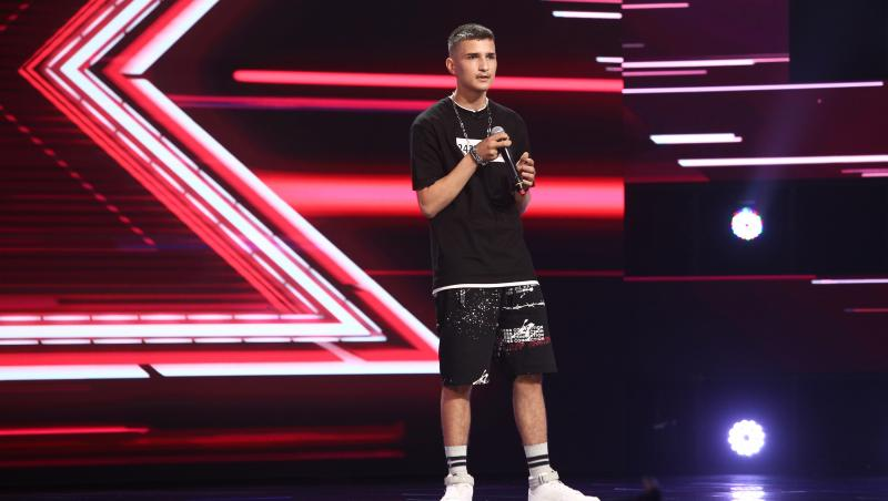 Cătălin Stângă  la X Factor sezonul 10