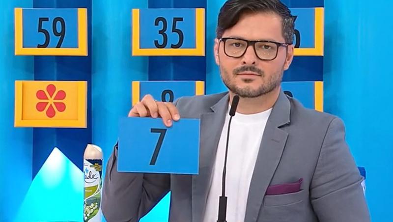 O concurentă de la Prețul cel bun l-a luat prin surprindere pe Liviu Vârciu în ediția din 8 octombrie