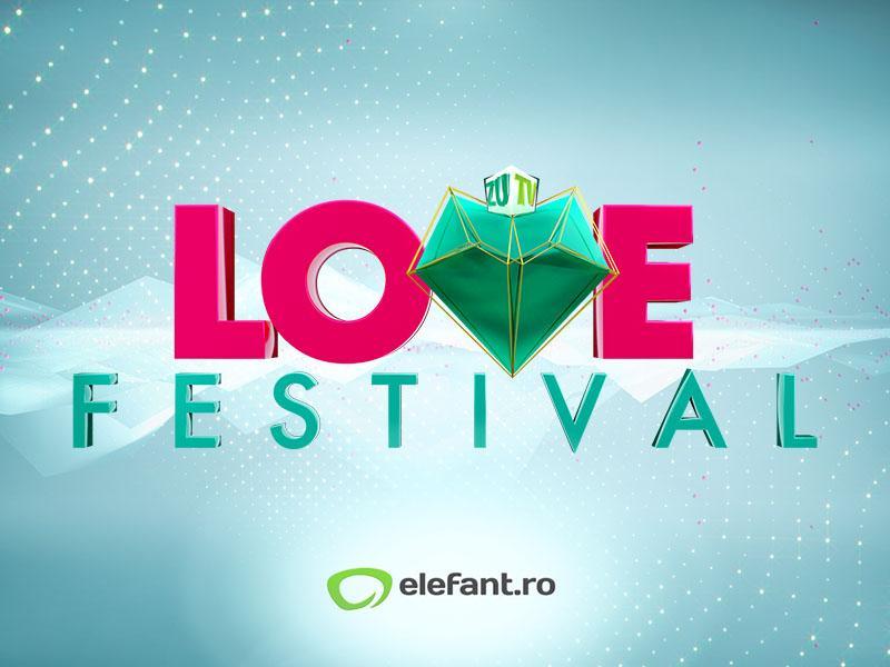 ZU TV lansează campania LOVE FESTIVAL începând de luni, 1 februarie