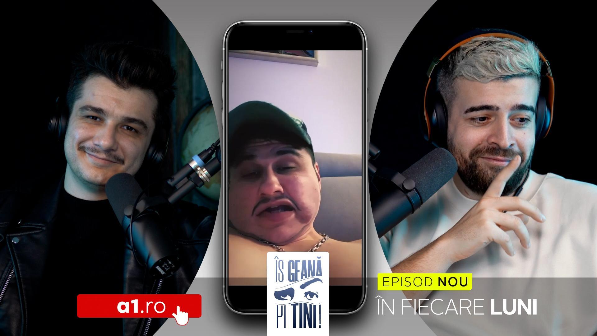 Speak și Vlad Drăgulin lansează Îs geană pi tini, episodul 13. Hai să vezi ce faze amuzante ți-au pregătit!