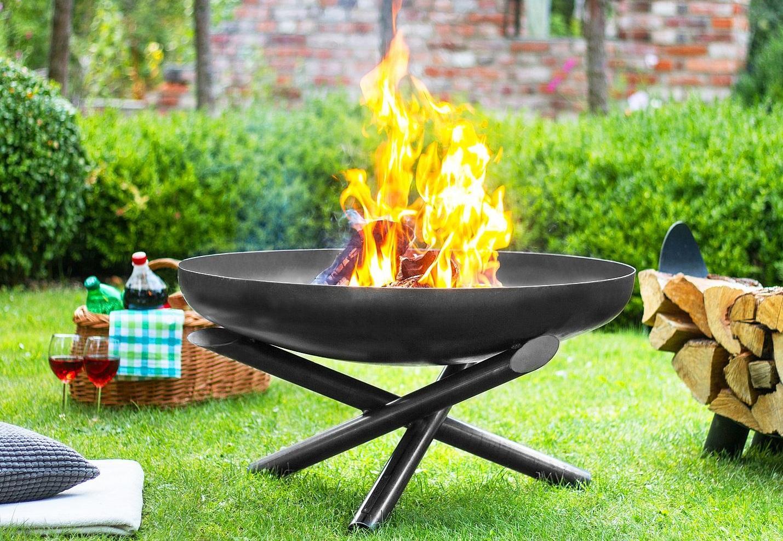 (P) Vatra de foc – cel mai căutat accesoriu de grădină pentru anul 2021