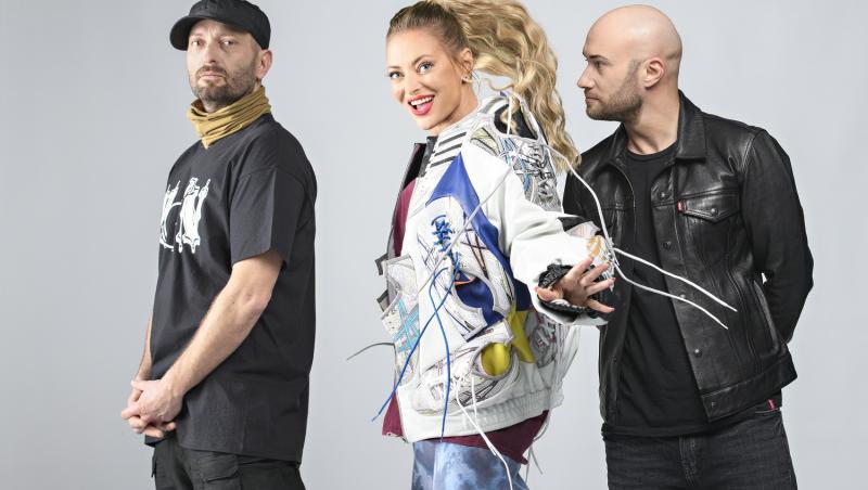 Cheloo, Delia și Mihai Bendeac
