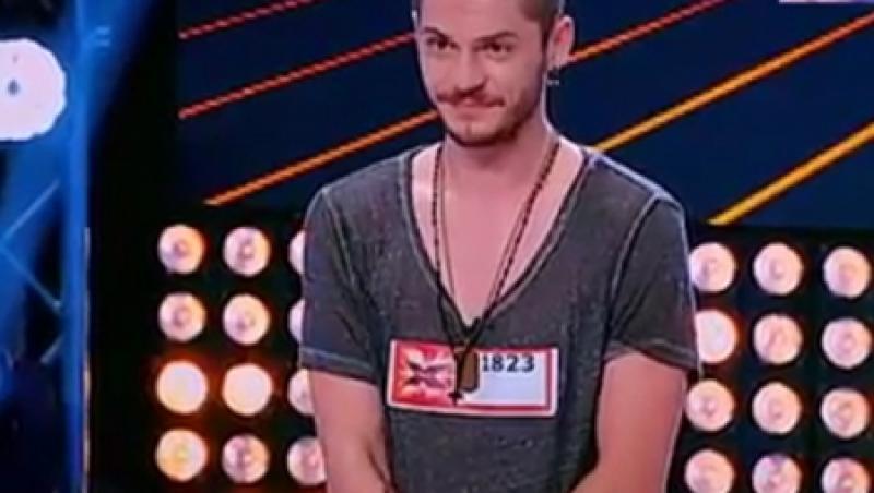 Alex Mațaev a fost finalist X Factor 2013