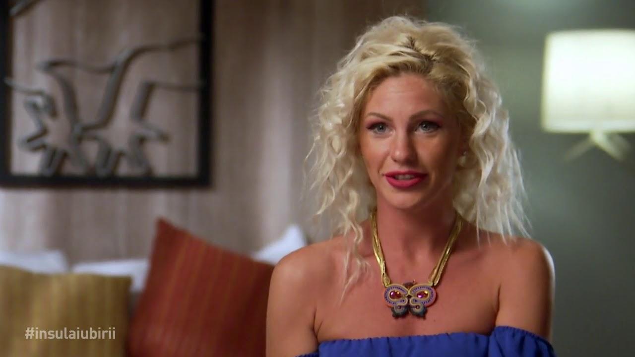"""Hannelore de la """"Insula iubirii"""" a dezvăluit cine e iubitul ei, de fapt! Poza e virală: """"Mă sfârşesc în fiecare zi"""""""