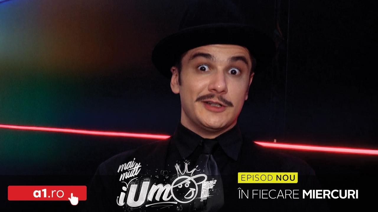 Vlad Drăgulin prezintă iMai mult Umor, episodul 5. Hai să vezi ce surprize din culise a pregătit!