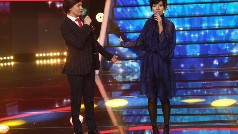 Ana Baniciu și Raluka pe scena