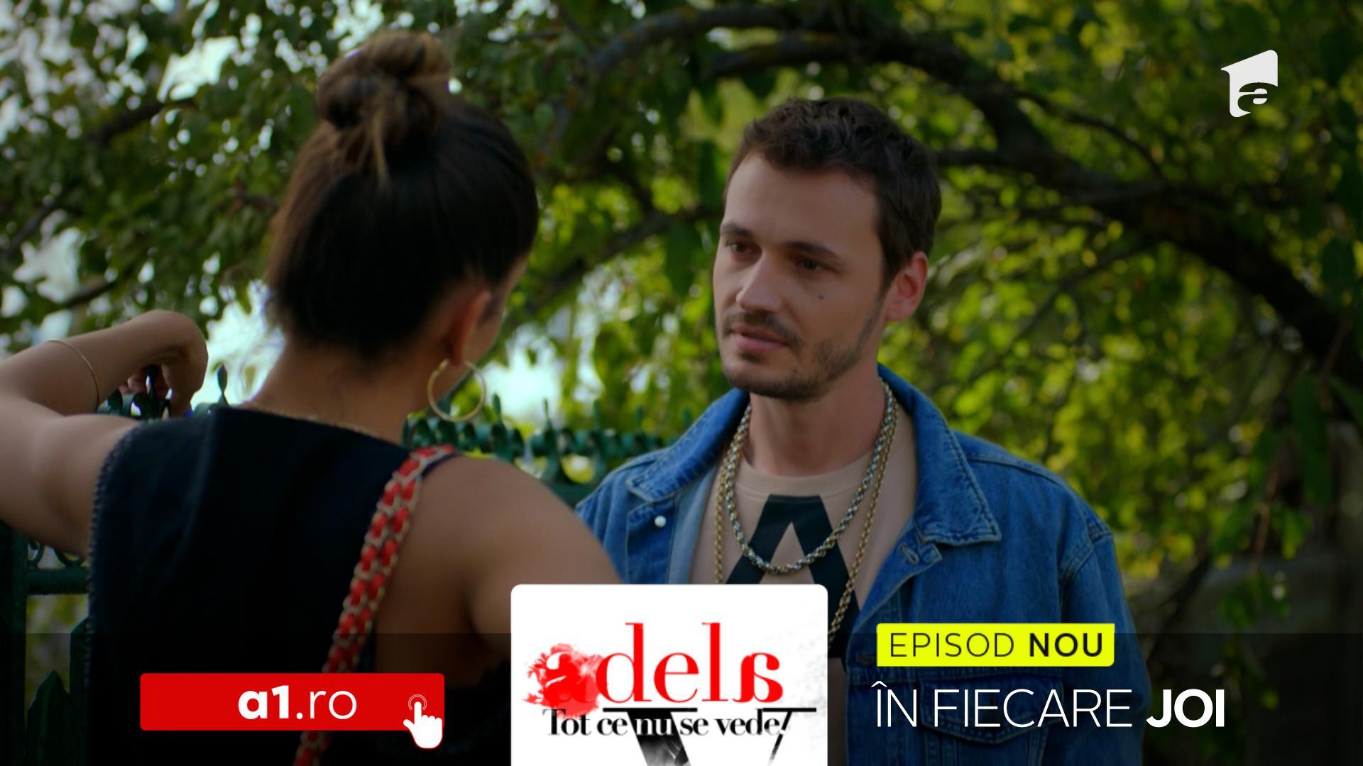 Cristina Ciobănașu și Vlad Gherman îți prezintă Adela – Tot ce nu se vede, episodul 11. Hai să-i descoperi pe Adi și Florica