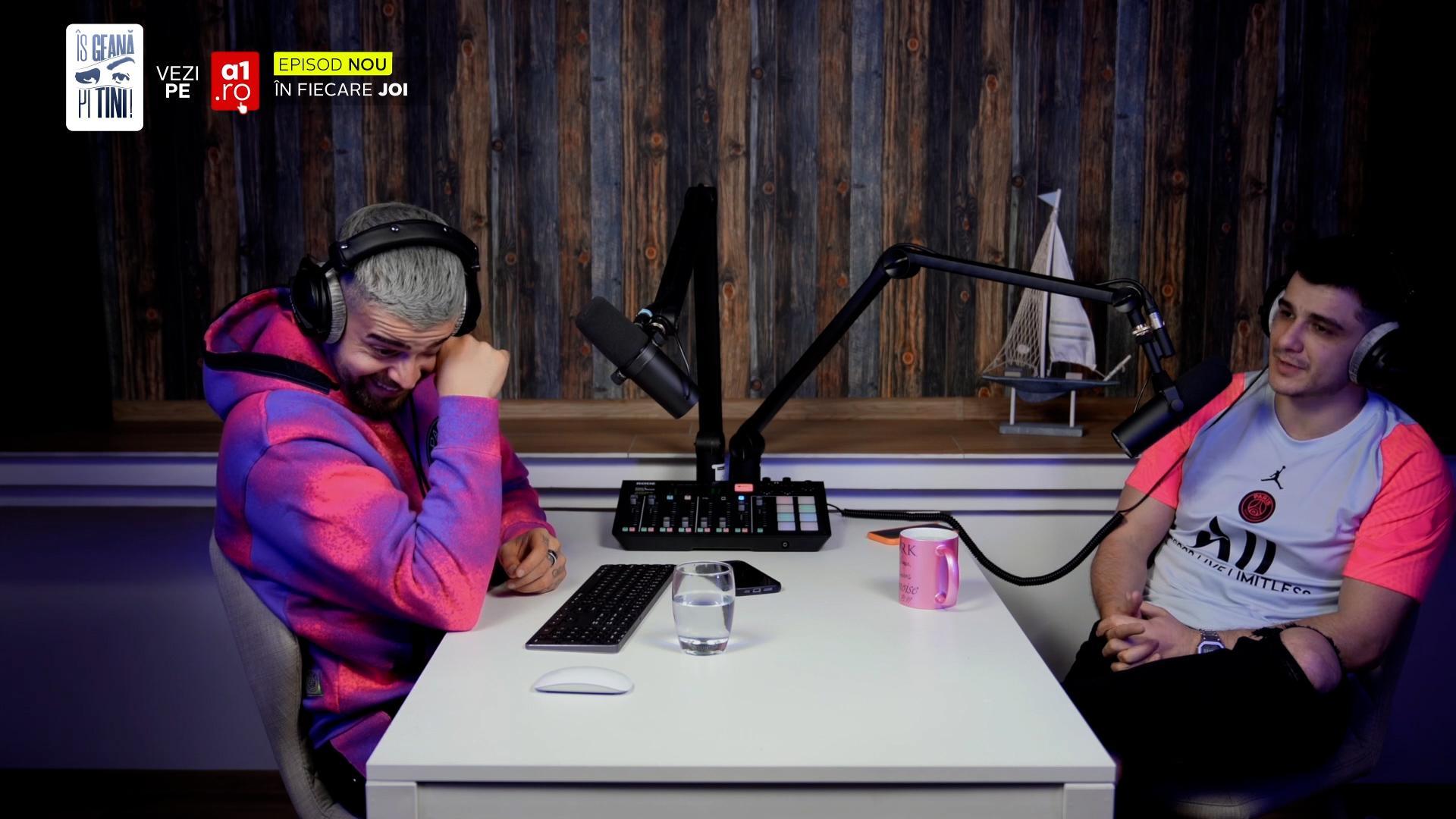 Speak și Vlad Drăgulin lansează Îs geană pi tini, episodul 20. Hai să vezi ce videouri pline de haz ți-au mai pregătit artiștii