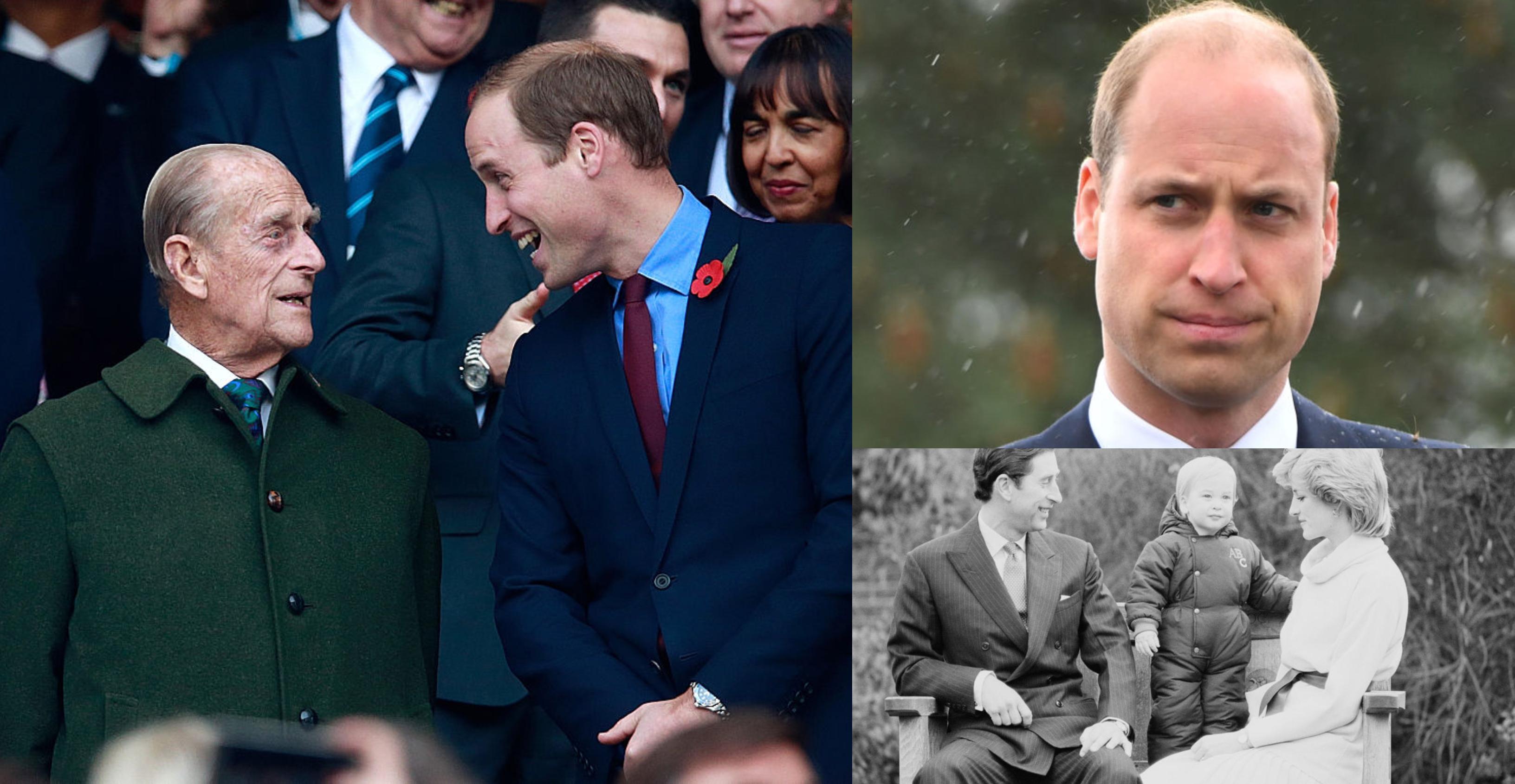 Mesajul prințului William la moartea bunicului său, prințul Philip. Cuvintele sale au emoționat pe toată lumea
