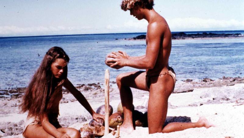 christopher atkins pe plaja cu broke shiels