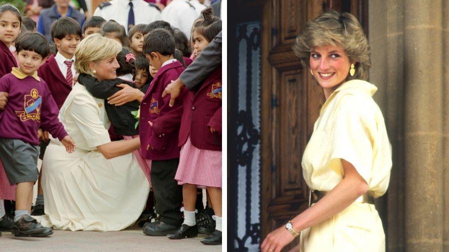 De ce stătea Prințesa Diana pe vine de fiecare dată când vorbea cu un copil. Detaliul pe care nu mulți îl cunosc