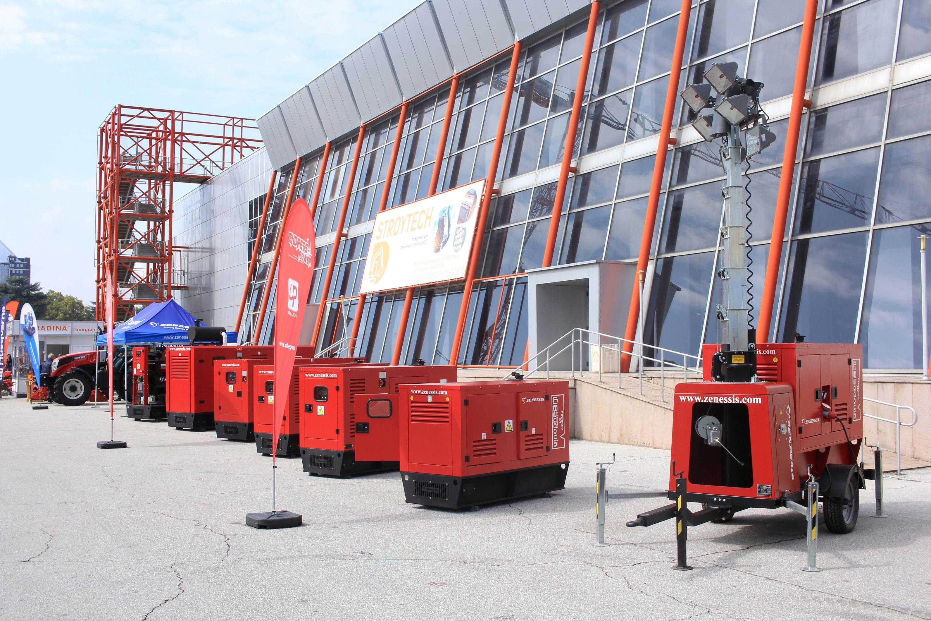 (P) Endress Group România – Performanță în domeniul generatoarelor de curent