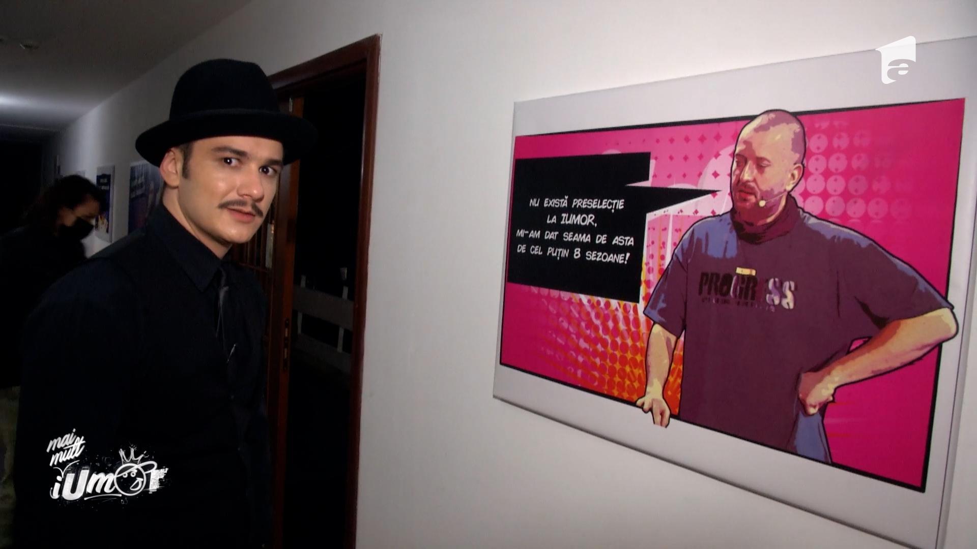 Vlad Drăgulin prezintă iMai mult Umor, episodul 10. Hai să vezi ce surprize din culise a pregătit!