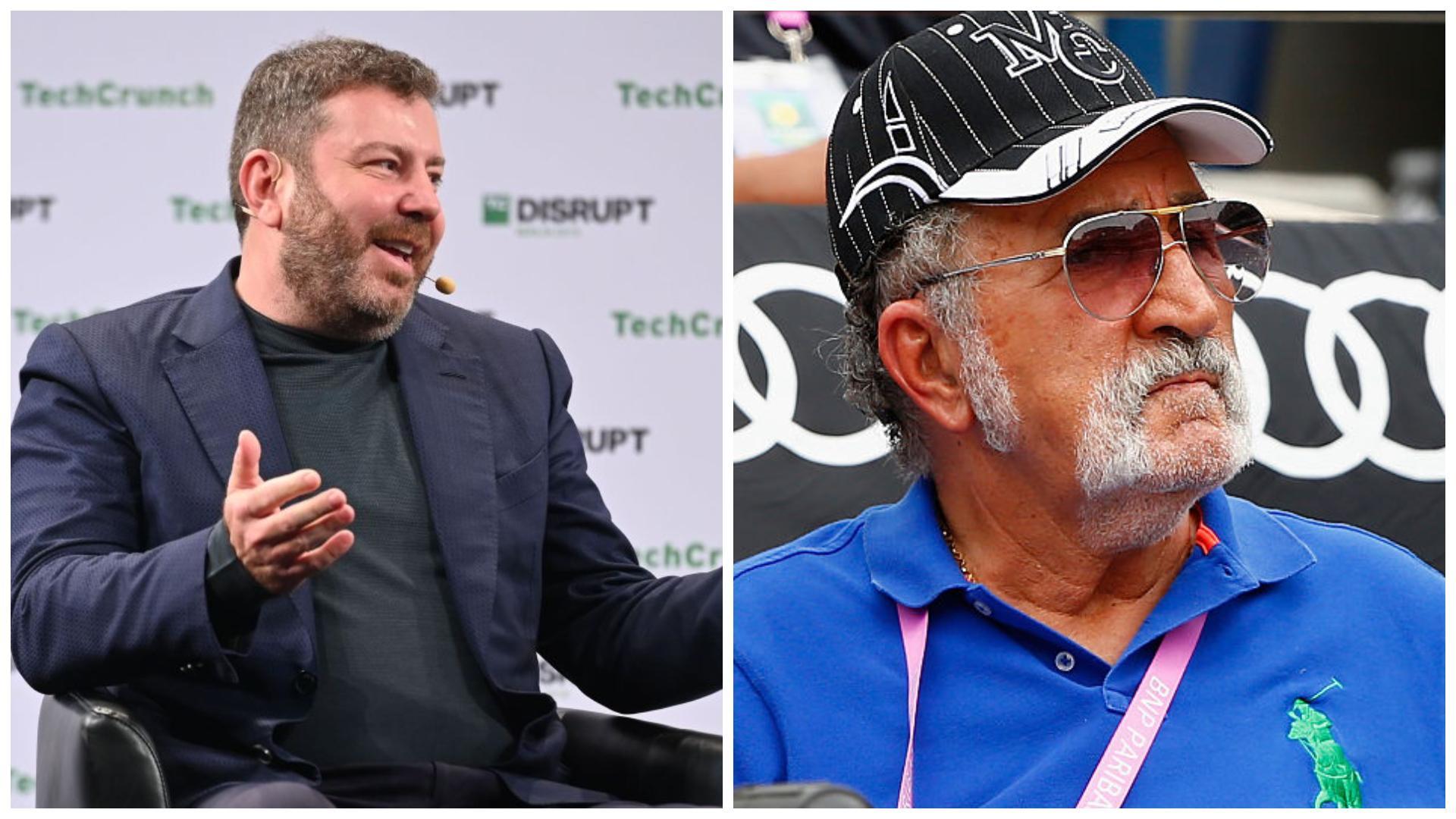 Daniel Dines și Ion Țiriac, singurii români din topul mondial al miliardarilor. Ce averi au cei doi