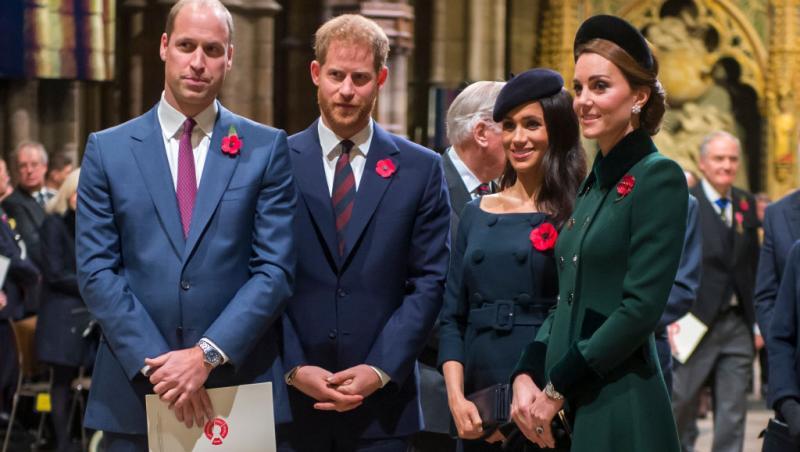 Din cauza restricțiilor COVID-19, scurta vizită a Ducelui de Sussex nu a inclus mult timp alături de membrii familiei regale